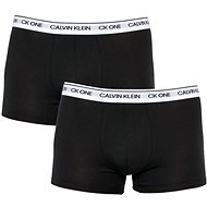 Calvin Klein 2Pack NB2385A-BNM, black - Boxer Shorts