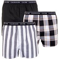 Calvin Klein 3Pack NB3000A-LES, multicolour - Boxer Shorts
