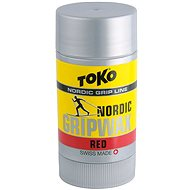 Toko Nordic Grip Wax červený 25g