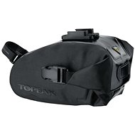 Topeak Bag  Under the Seat Post Wedge Drybag Medium Black - Bike Bag