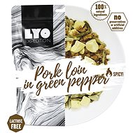 MRE LYOfood  Vepřové se zeleným pepřem a bramborem velká porce