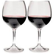 GSI Outdoors Nesting Red Wine Glass Set - Kempingové nádobí
