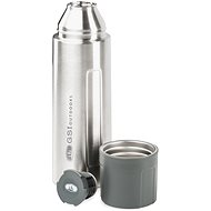 Termoska GSI Outdoors Glacier Stainless Vacuum Bottle 1l stainless