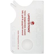 Lifesystems Tick Remover Card - Pinzeta