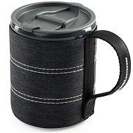 GSI Outdoors Infinity Backpacker Mug 550ml black - Hrnek
