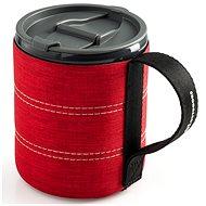 GSI Outdoors Infinity Backpacker Mug 550ml red - Hrnek