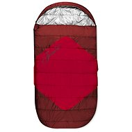 Trimm Divan, Red/Dark Red, 195 - Sleeping Bag