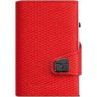 Tru Virtu Click & Slide Twin - Rhombus Coral - Dámská peněženka