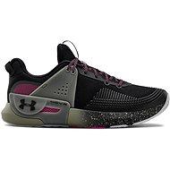 Under Armor Hovr Apex Black/Purple - Running Shoes