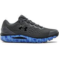 Under Armour Charged Intake 4 Exo, Grey/Blue - Running Shoes