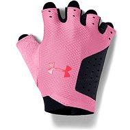 Under Armour Women´s Training Glove, Pink/Black - Gloves