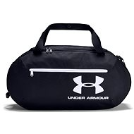Under Armour Roland Duffel MD, Black/White - Sports Bag