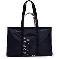 Under Armour Favorite Metallic Tote černá/růžová - Sportovní taška