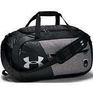 Sportovní taška Under Armour Undeniable 4.0 černá/šedá