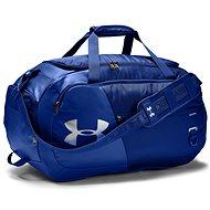 Under Armour Undeniable 4.0 modrá /stříbrná - Sportovní taška