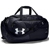 Under Armour Undeniable Duffel černá/stříbrná - Sportovní taška