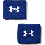 Under Armour Performance Wristbands, Blue - Wristband