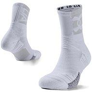 Under Armour Playmaker Crew white, vel. 43-45 - Ponožky