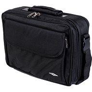 Umbro Briefcase Bag Black/White L - Shoulder Bag