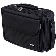 Umbro Briefcase Bag Black/White L - Taška přes rameno