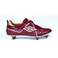 Umbro SPECIALI -A-SG Oxblood/White/Gold,, size 42 EU / 270mm - Football Boots