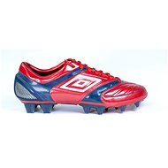 STEALTH PRO HG Red / White / Navy - Football Boots