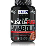 USN Muscle Fuel Anabolic, 2000g, čokoláda - Gainer