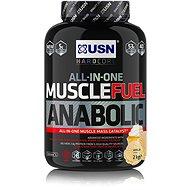 USN Muscle Fuel Anabolic, 2000g, vanilka - Gainer