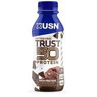 USN Trust 50 Protein, 500ml, čokoláda - Proteinový drink