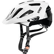 Uvex Quatro, White Mat-Black M - Helma na kolo
