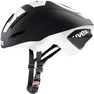 Uvex Edaero, Black-White Mat M/L - Helma na kolo