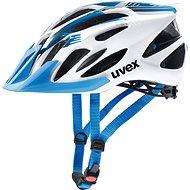 Uvex Flash, White Blue - Helma na kolo