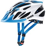 Uvex Flash, White Blue S/M - Helma na kolo
