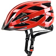 Uvex I-Vo, Red Metalic M/L - Helma na kolo