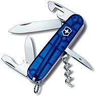 Victorinox Spartan transparentní modrý 91mm - Nůž