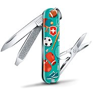 Victorinox Classic Sports World - Nůž