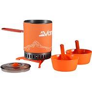 Vango Ultralight Heat Exchanger Cook Kit - Kempingové nádobí