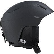 Salomon CRUISER2+ Black - Ski Helmet