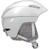 Salomon ICON2 C. AIR White Glossy - Lyžařská helma