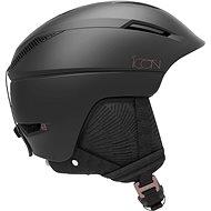 Salomon ICON2 C. AIR Black - Lyžařská helma