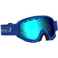Salomon JUKE Race blue/Univ. Mid Blue - Lyžařské brýle