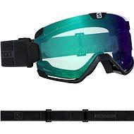 Salomon COSMIC PHOTO Blk/AW Blue - Lyžařské brýle
