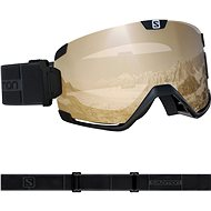 Salomon COSMIC ACCESS Blk/Uni T.Orange - Lyžařské brýle