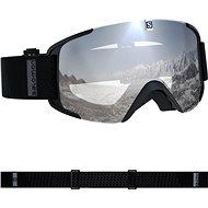 Salomon XVIEW Black/Uni Super White - Ski glasses