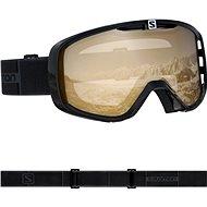 Salomon AKSIUM ACCESS Blk/Uni Tonic Or - Ski glasses