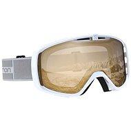 Salomon AKSIUM ACCESS White/Uni Tonic O - Ski glasses