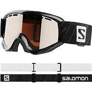 Salomon JUKE Black/Univ Silver - Lyžařské brýle