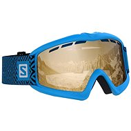 Salomon KIWI ACCESS Blue/Univ T.Orange - Ski glasses