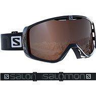 Salomon AKSIUM OTG BK/Univ. T. Orange - Lyžařské brýle
