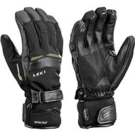 Leki Performance S GTX black-lime-white vel. 7,5 - Lyžařské rukavice